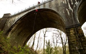 Fundraising Abseil Event